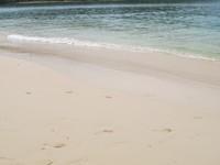 Pantai yang landai, cocok untuk berenang (Afif/detikTravel)