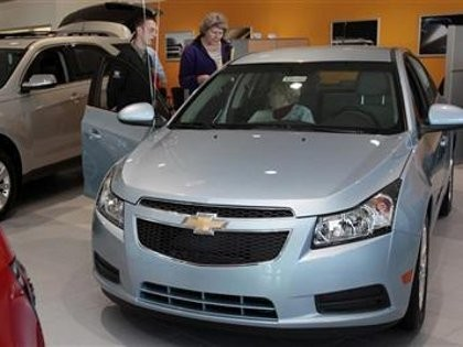 Chevy Cruze (Reuters)