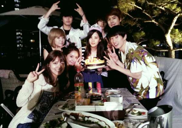 Meriahnya Ultah Seohyun SNSD