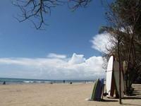 Sand, Sun and Surf, semboyan Pantai Kuta (Fitraya/detikTravel)