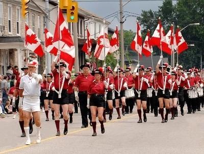 Canada Day, Ketika Orang Kanada Bersuka Ria