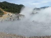 Kawah Sikidang (Tania Saputra/dTraveler)