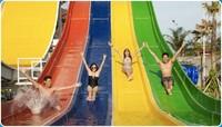 Pelancong dewasa bisa meluncur bebas dari Speed Slider (aston-international.com)
