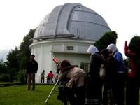Bosscha, tempat belajar ilmu perbintangan (Tya Eka Yulianti/detikFoto)