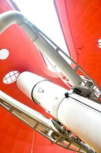 Salah satu teleskop di dalam Bosscha (itb.ac.id)