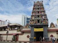 Sri Mariamman Temple (Fitraya/ detikTravel)