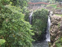 Air terjun yang dingin di Baturaden(Wirawan Noviana/dtraveler)