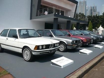 BMW Seri 3 dari Masa ke Masa