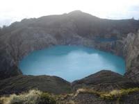 Danau Tawu Ata Polo, satu dari tiga Danau kelimutu yang cantik (Putri/ detikTravel)