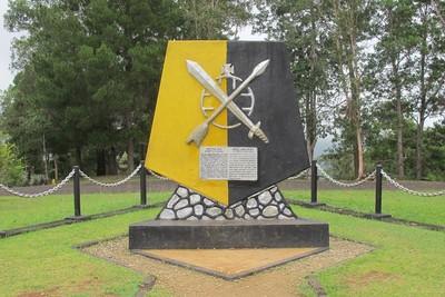 Mengunjungi Sang Jenderal Sekutu di Tugu MacArthur