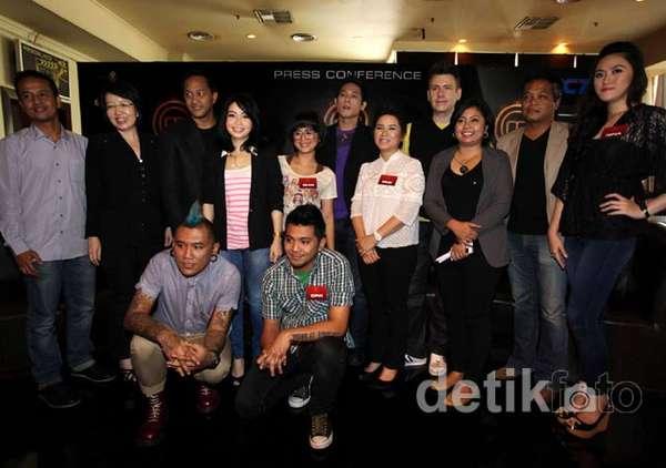 Master Chef Indonesia Season 2 Siap Dimulai