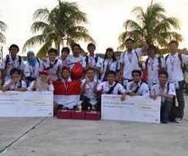 Mobil Irit Rakitan Mahasiswa ITB Jadi Juara di Malaysia