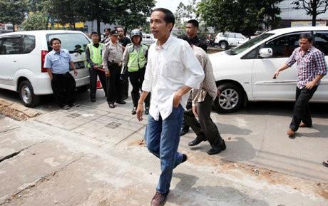 Jokowi Unggul Sementara di Semua Quick Count