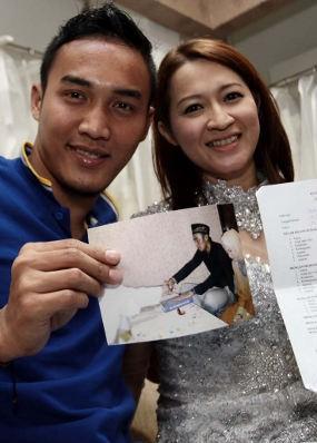Okie Agustina Akhirnya Resmi Jadi Istri Gunawan Dwi Cahyo
