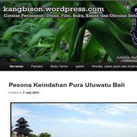 Catatan Kang Bison & Indahnya Berbagi Kebahagiaan