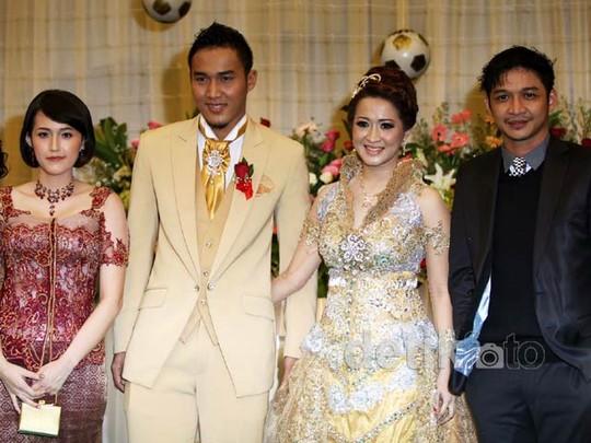 Pasha Ungu Hadiri Pernikahan Mantan Istrinya