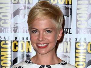 Rambut Cepak Michelle Williams