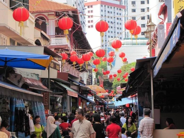 Jalan Asyik Keliling Chinatown