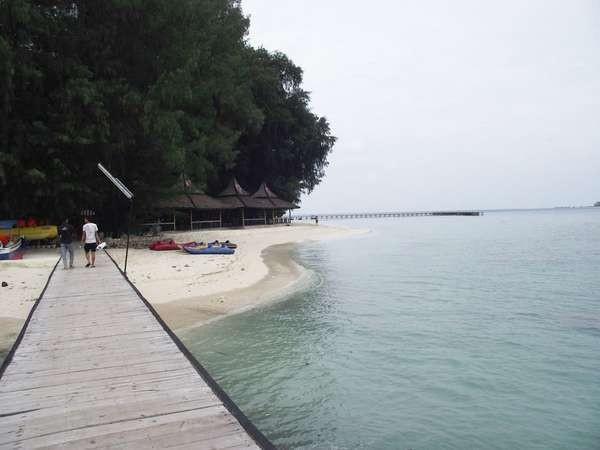 Pulau Sepa (Raja Wisata - d'Traveler)