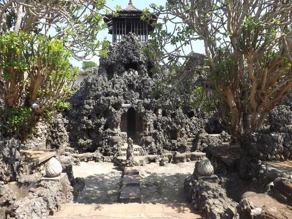 Panorama Tamansari Gua Sunyaragi