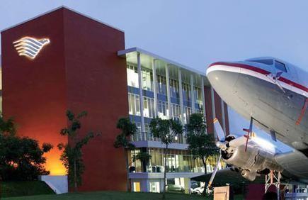 Garuda Buka Rute Penerbangan Langsung Balikpapan Singapura