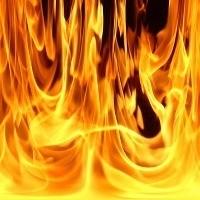 Gara-gara Petasan, Empat Rumah di Labuhan Batu Sumut Terbakar
