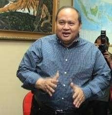Dijadikan Tersangka PLTU Tarahan oleh KPK, Emir Moeis Bingung