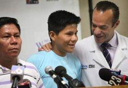 Bocah Kehilangan Kemaluan Karena Anunya Tertembak Senapan
