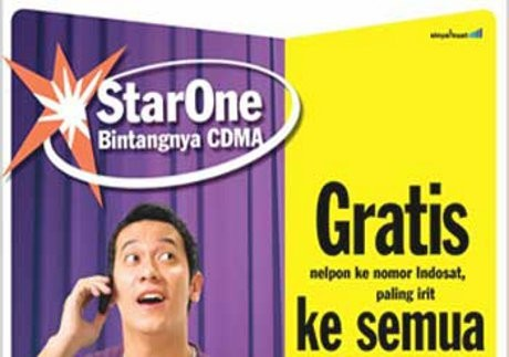 StarOne Indosat