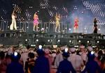 Aksi Reuni Spice Girls di Penutupan Olimpiade 2012