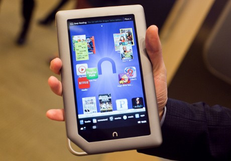 Barnes & Noble Inc. Nook Tablet (Ist.)