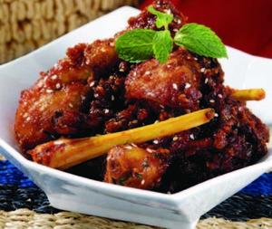 Resep Ayam: Ayam Masak Merah
