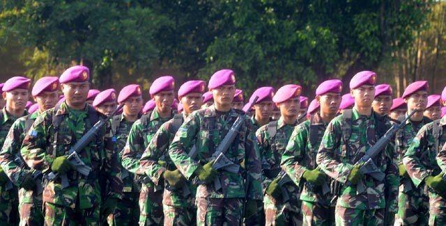 TNI Akan Gelar Latihan Pasukan Pemukul Reaksi Cepat di Natuna