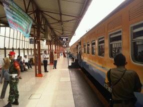 H-3 Pagi, 3.348 Orang Mudik dari Stasiun Pasar Senen