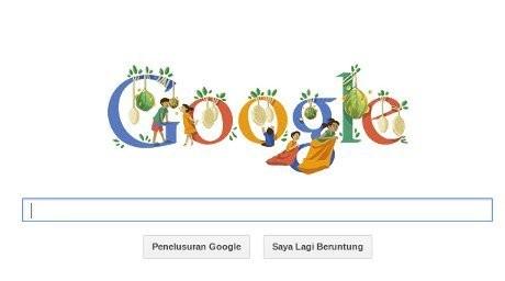 Meriahnya Lomba 17 Agustus Di Google Doodle