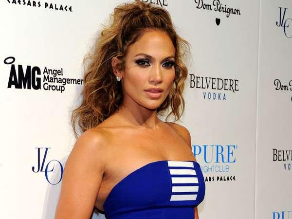 Tubuh Langsing Jennifer Lopez