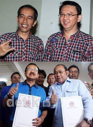 Foke Vs Jokowi, Ruhut: Koalisi Partai Vs Koalisi Rakyat Itu Bohong!