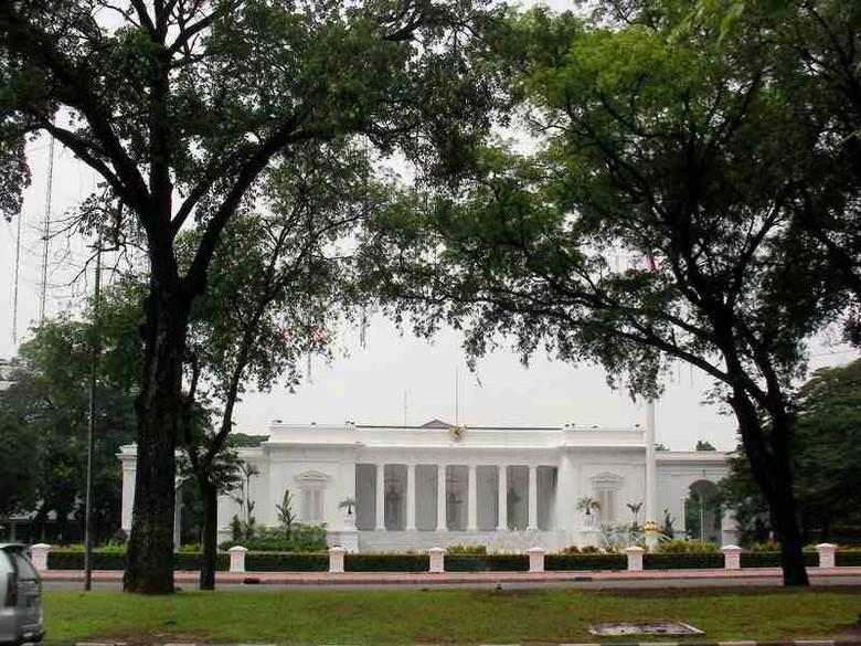 Istana Kepresidenan bisa menjadi destinasi wisata menarik di Jakarta (Ramses/detikTravel)
