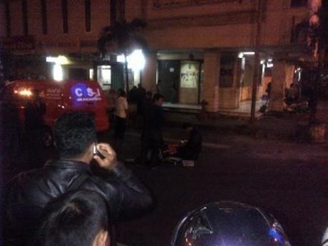 Kronologi Penembakan di Pos Polisi Plaza Singosaren Solo