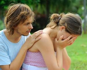Mengapa Pria Tidak Suka Ketika Wanita Menangis?