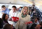 Bekas Pesawat U2 Dipakai Romney Berkampanye