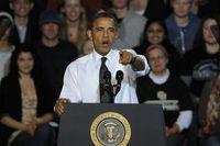 Presiden Amerika Serikat, Barack Obama mengakui kalau dirinya adalah mantan perokok yang sekarang sudah berhenti. Status bebas rokok dari sang presiden diakui juga oleh dokter pribadinya, Kapten Jeffrey Kuhlman. (Foto: Foxnews)