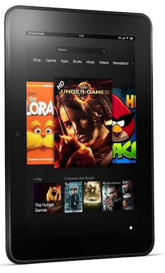 Kindle Fire HD (Amazon)