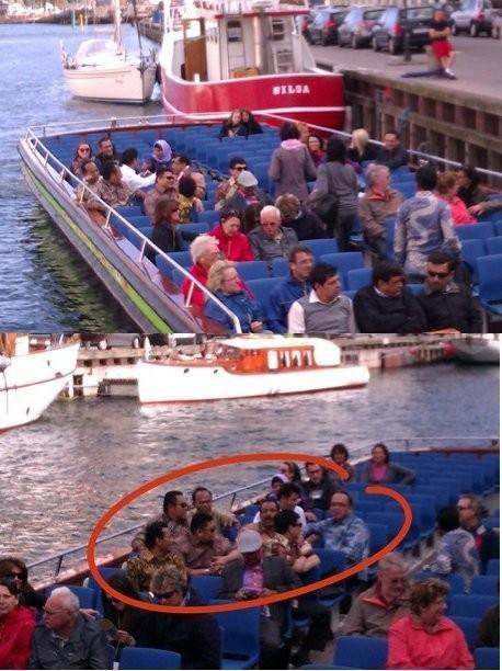Anggota DPR Tepergok Wisata di Copenhagen