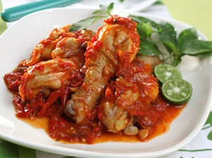 Resep Ayam: Ayam Bumbu Srepeh