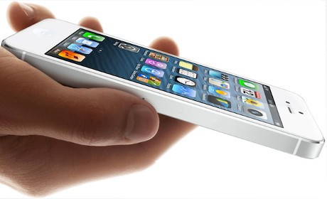 iPhone 5 (Ist/Apple)