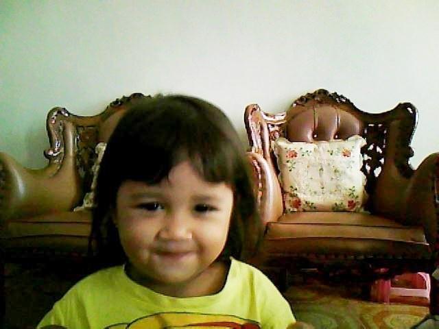 Aliffa Calissa Putri Koeswara, 2,11 Tahun, Perempuan