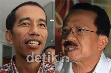 Kantongi 695.220 Suara, Jokowi-Ahok Jawara di Jakarta Timur