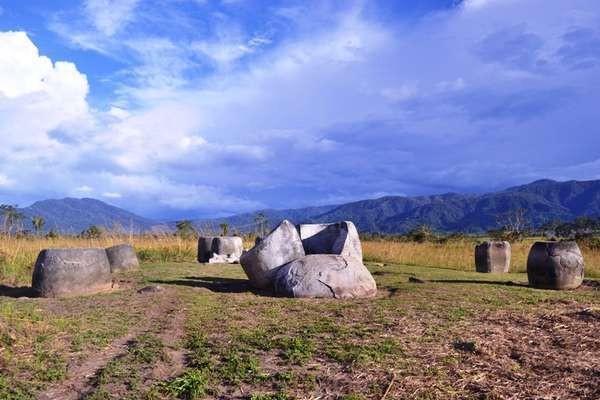 Kumpulan batu zaman Megalitikum (dok. Farchan Noor Rachman/ACI)