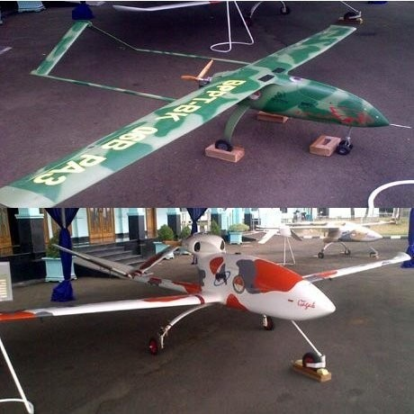 Ini 5 Pesawat Tanpa Awak Buatan Indonesia